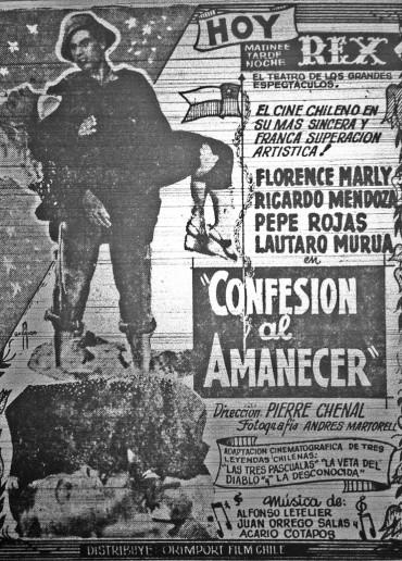 Confesión al amanecer