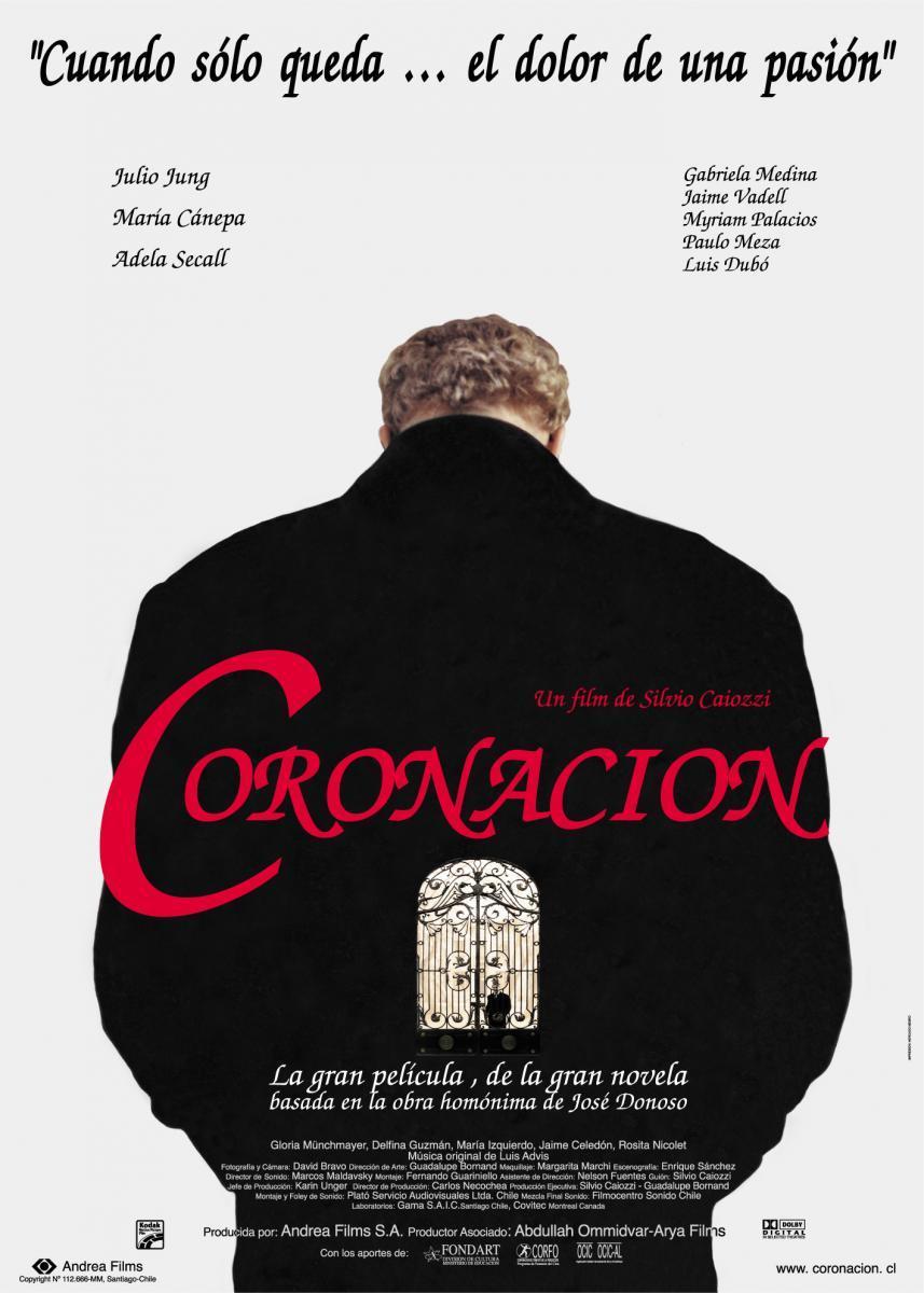 Coronación película de Silvio Caiozzi