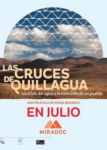 Las cruces de Quillagua