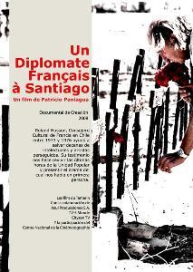 Un diplomático francés en Santiago
