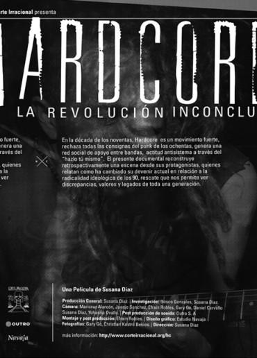 Hardcore. La revolución inconclusa