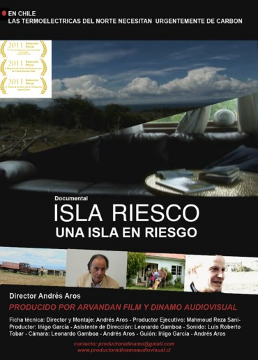 Isla Riesco, una isla en riesgo