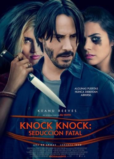 Knock knock: seducción fatal