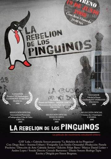 La rebelión de los pingüinos