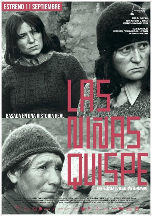 Las niñas Quispe- Sebastián Sepúlveda, 2013