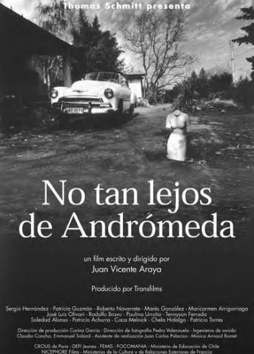 No tan lejos de Andrómeda