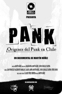 Pank. Orígenes del punk en Chile