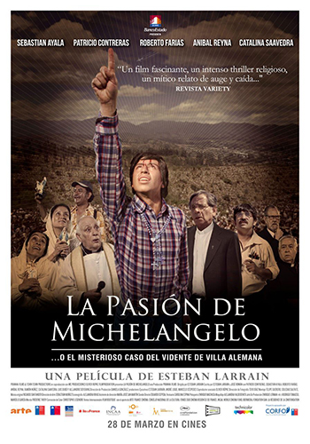 La pasión de Michelangelo