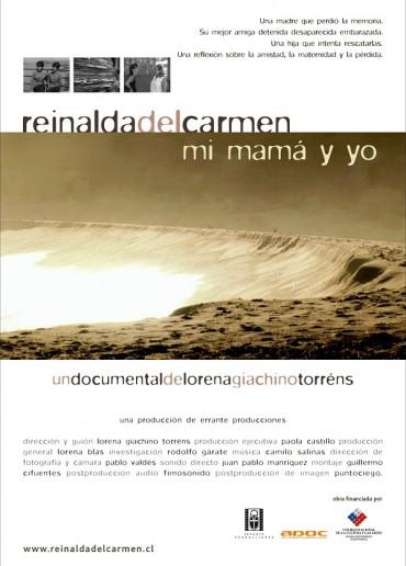 Reinalda del Carmen, mi mamá y yo