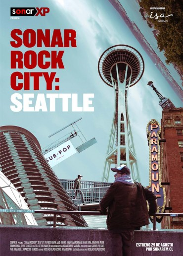 Sonar Rock City: Seattle