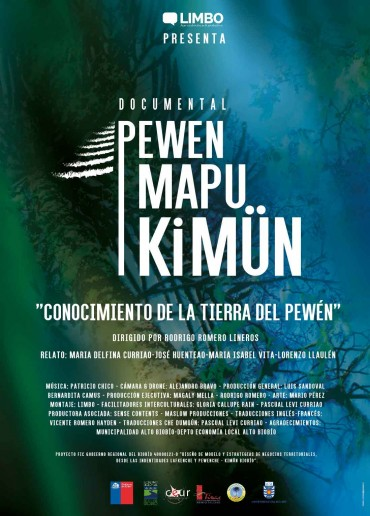 Pewen Mapu Kimün (La sabiduría de la tierra del Pewen)