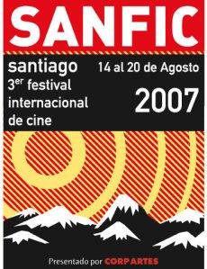 SANFIC 3. Santiago Festival Internacional de Cine