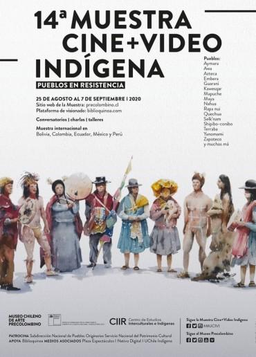 14ª Muestra Cine+Video Indígena