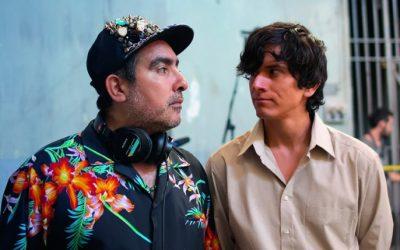 """Entrevista con Sebastián Muñoz, director de """"El príncipe"""""""