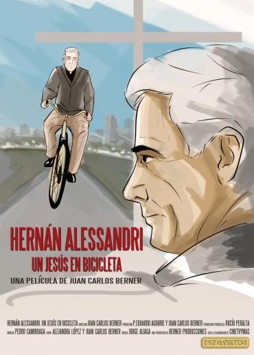 Hernán Alessandri: Un Jesús en bicicleta