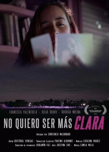 No quiero ser más Clara
