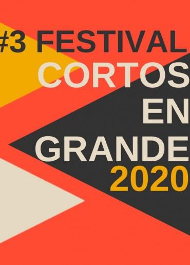3 Festival Cortos en grande 2020