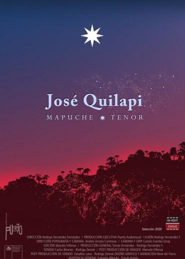 José Quilapi, mapuche tenor