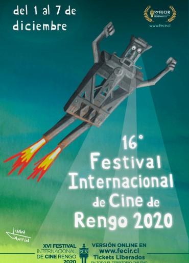 16º FECIR – Festival Internacional de Cine Rengo