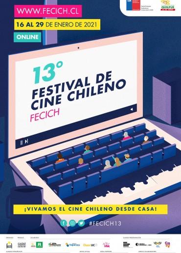 13º Festival de Cine Chileno (FECICH)