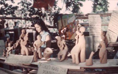 Violeta Parra y el cine chileno
