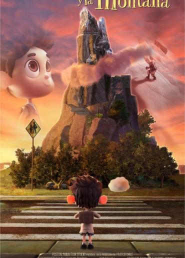 El niño y la montaña