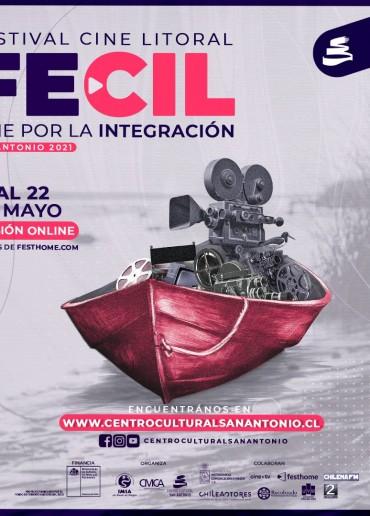 FECIL 2021: Cine por la integración