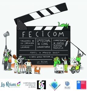Festival de cine comunitario La Reina FECICOM 2021