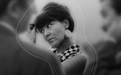La legendaria Shenda Román y su opción por el Premio Nacional