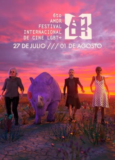 6º Amor Festival Internacional de Cine LGBT+