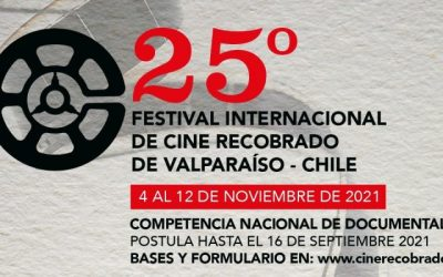 Últimos días para postular a Competencia de Documentales de Festival Cine Recobrado